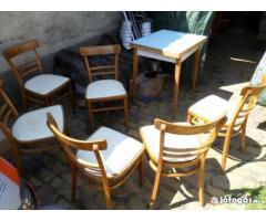 6 székes nyitható étkező eladó szállítással is