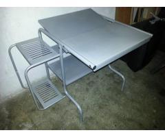 Fém Pc Asztal.