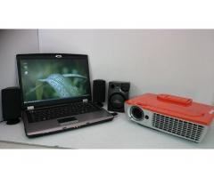 Házimozi laptop csomag