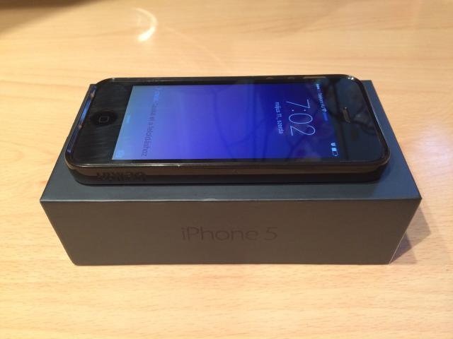 iPhone 5 16GB karc, kopás és sérülésmentes. Tokkal - vonóval eladó
