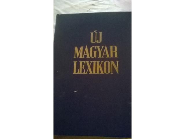 Uj magyar lexikon