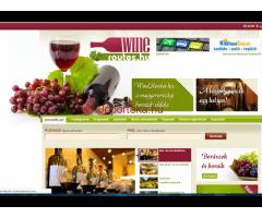 Eladó vagy üzemeltetőt keresek a wineroutes.hu domain és a hozzá tartozó weboldal.
