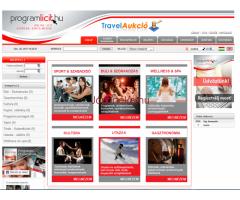 Eladó vagy üzemeltetőt keresek a programlicit.hu domain és a hozzá tartozó weboldal.