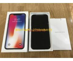 Apple iPhone X - 64GB 450€ iPhone 8 64GB €370 iPhone 7 32GB €300