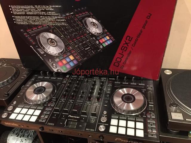 Pioneer DDJ SX2..420€ Pioneer XDJ RX2...€ 900 Pioneer XDJ-1000 MK2.€ 650
