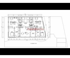 53 és 73 m2-s Új építésű lakások leköthetők a XVIII. kerület Üllői Út mentén a Darányi utcában.