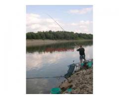 Horgász üdülő telek eladó Szarvas-Halászlakon!