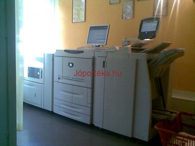 XEROX 4112 fekete-fehér digitális nyomdagép