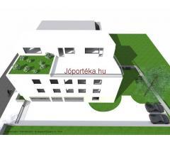 XVIII. ker. Darányi Ignác utca 9 lakásos tömbház építésre alkalmas építési telek eladó