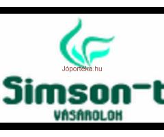 Simson-t keresek