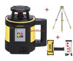 Akciós Leica forgólézer csomagok állvánnyal, léccel