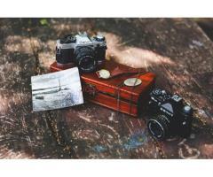 Haladó fotós tanfolyam Budapesten