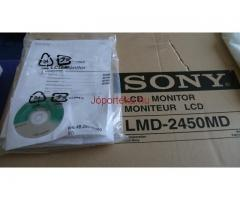 Originált Sony LMD 2450 Md full HD-s monitor 1/6-od áron eladó