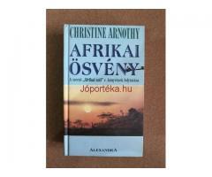 Christine Arnothy: Afrikai ösvény