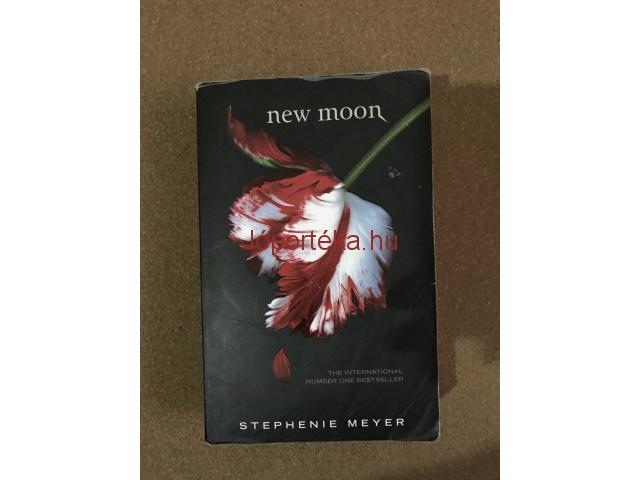 Stephenie Meyer: New moon