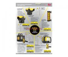 Leica építőipari mérőműszerek