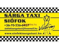 Siófok Taxi - Taxi Siófok