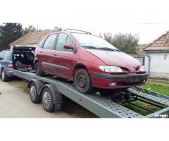Renault Megane Scenic 1998 évjáratú 1.9DTI dizel bontott alkatrészek