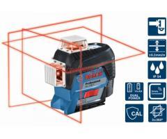 Bosch GLL 3-80 vonallézer 20% kedvezménnyel