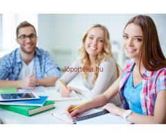 Érettségire való felkészítő szakközépiskolásoknak Budapesten
