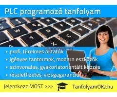 PLC-programozó OKJ-s tanfolyam Budapesten