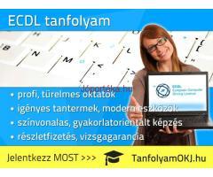 ECDL tanfolyam Budapesten