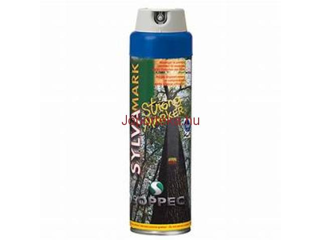 Fajelölő festék most nagy árkedvezménnyel sárga, kék színekben Soppec Strong Marker