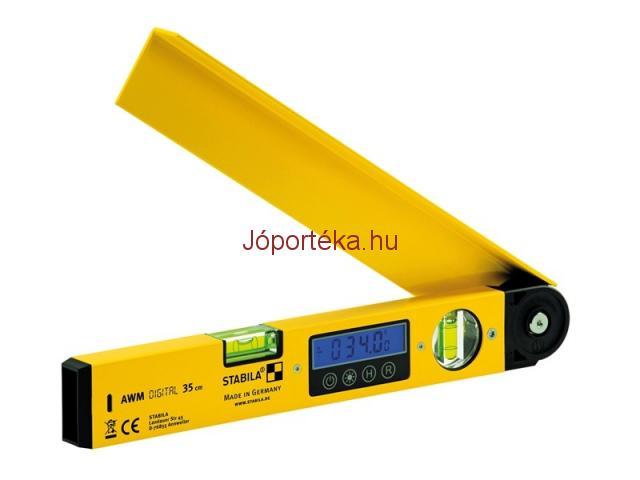 Digitális szögmérők