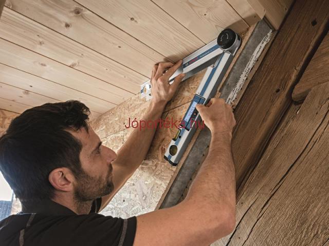 Bosch szögmérők, vízmértékek