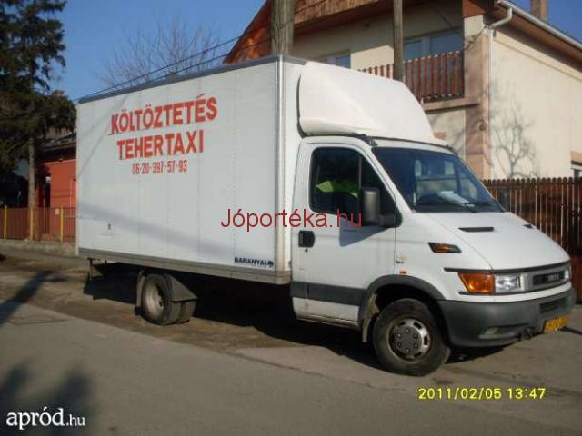 Csaba fuvar 0620 397 57 93  Költöztetés áruszállítás áruterítés tehertaxi