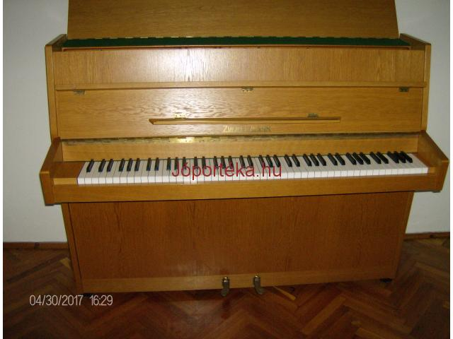 Zimmermann pianínó