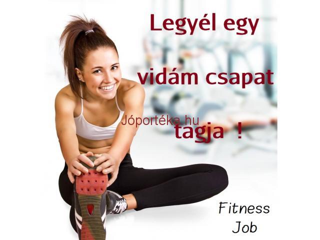 Fitness termi munka