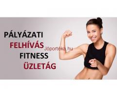 Fitness feladatkörben állas