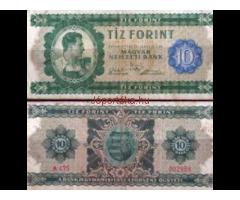 Régi pénz gyűjtemény