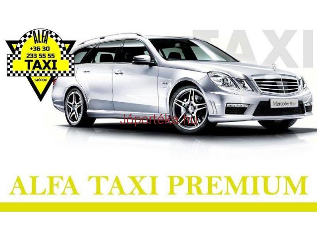 Alfa taxi Siófok