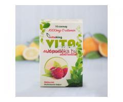 Vitaking Vita Drink málnás multivitamin