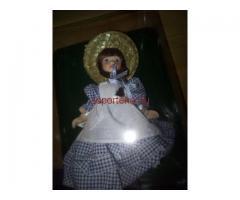 Új Disney Dorothy baba - Óz a nagy varázsló meséből