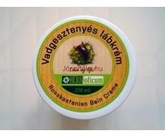 Herbioticum Vadgesztenyés lábkrém 250ml