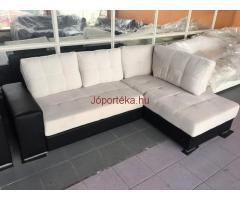 Bútor, új ülőgarnitúra eladó (248x170cm)
