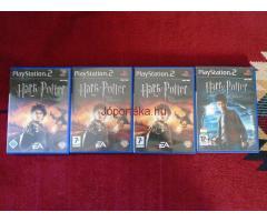 PS2 Harry Potter játékok 1db