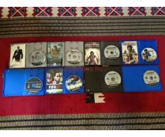 PS2 játékok 8db