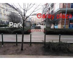 Kiadó. Bp. belváros, VII. ker. Garay tér 1, 60nm üzlethelyiség