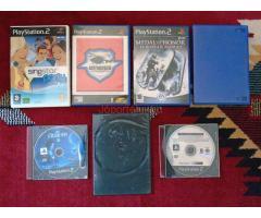 PS2 7db játék