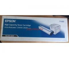 Eladó EPSON C2600 TONER