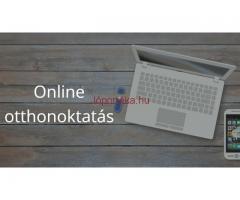 Online Angol Oktatás