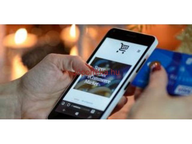 Webáruház termékeinek értékesítéséhez keresünk munkatársakat!