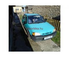 Suzuki Swift gl (1997) ELADÓ