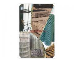 Drótfonat kerítésdrót szögesdrót tüskéshuzal kerítésépítés oszlop drót kerítés huzal