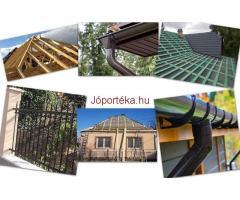 Családi házak tetőfedése és tetőfelújítása