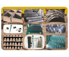 Vadháló drótháló drótfonat kerítésdrót szögesdrót kerítés építés drótkerítés táblás kapu vadkerítés